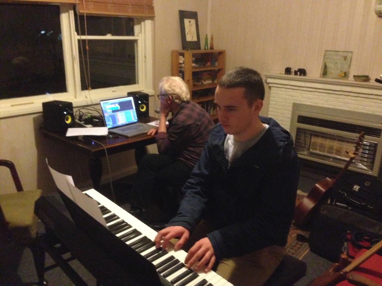 Oscar Recording